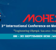 International Conference: MOHE 2016
